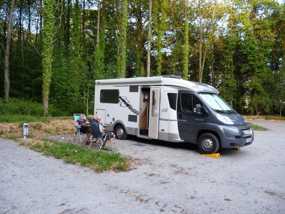 Aire camping-car à Comblessac (35330) - Photo 6